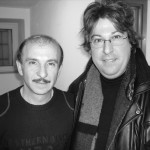 Con Carlo Buccirosso