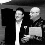 Con Angelo Di Gennaro