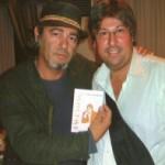 Con Luca Carboni