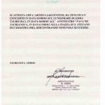 Associazione Verdi Anno 2003