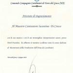 Concerto per il Bicentenario dell'Arma dei Carabinieri