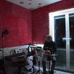 Foto in studio per la realizzazione del nuovo DVD