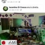 """""""A Gentile Richiesta"""" Diretta streaming dagli studi Play And Record"""